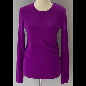 Banana Republic Crew Neck Merino Sweater